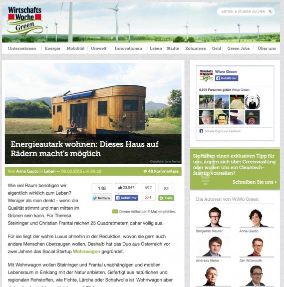 crowdfunding wohnwagon wirtschaftswoche
