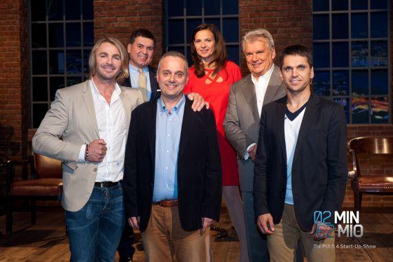 crowdfunding mccube 2 minuten 2 millionen euro show