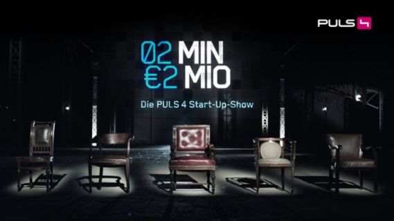 2 minuten 2 millionen startup show puls4