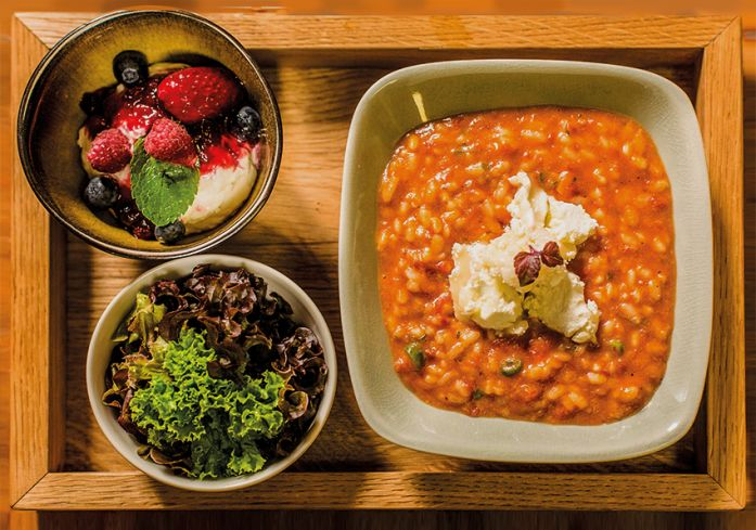 Crowdfunding Risotto