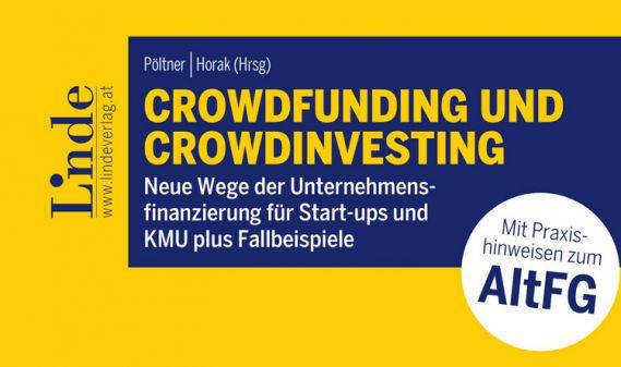 Crowdfunding und Crowdinvesting Buch