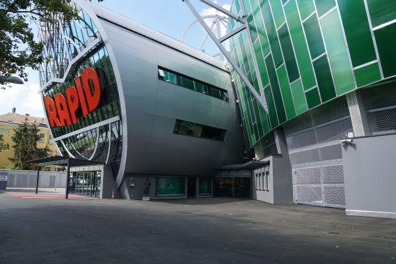 Crowdinvesting für Allianz Stadion SK Rapid