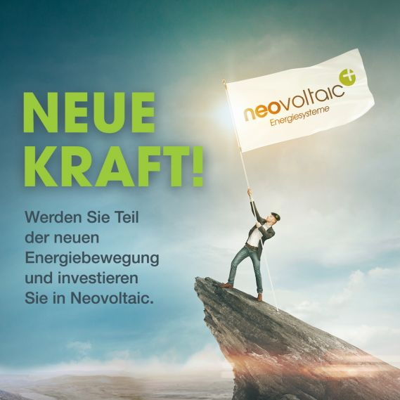Crowdfunding Neovoltaic Energie