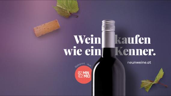 Neun Weine, Blogbeitrag