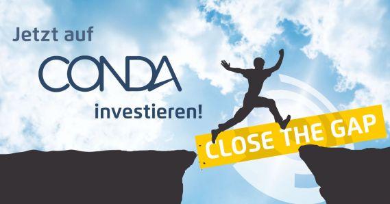 Deutsche BürgerEnergie-Jetzt auf CONDA investieren!