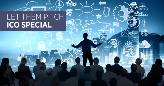 Let them pitch - ICO special