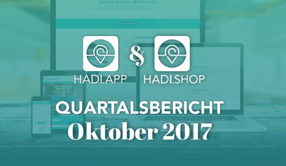 Quartalsbericht HADI App