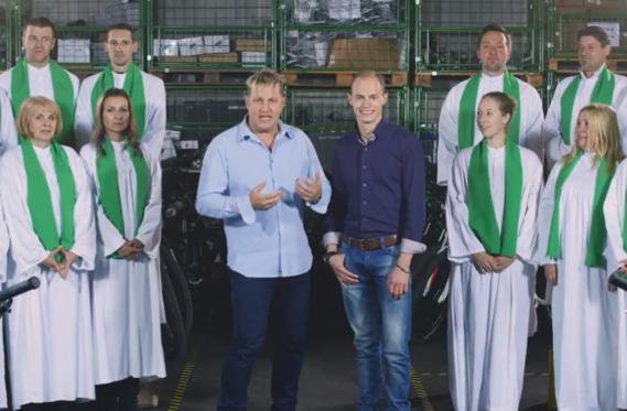 Greenstorm Werbespot