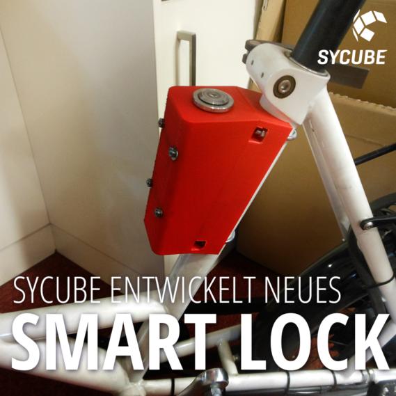 Neues Smart Lock System von Sycube