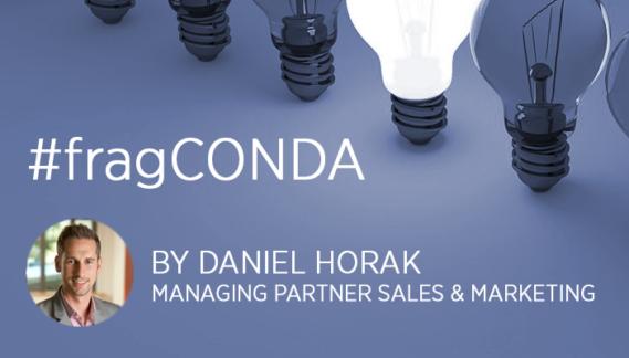 #fragCONDA by Daniel Horak