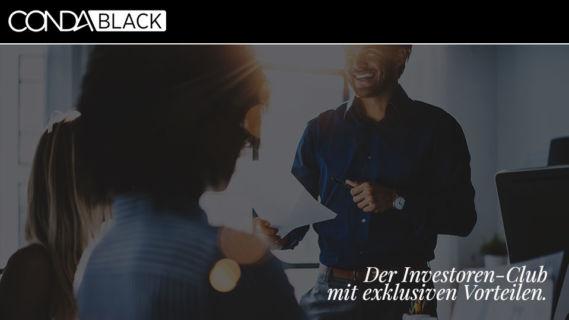 CONDA black Investoren Club