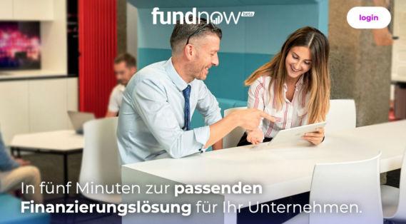 Fundnow - Erste Bank und CONDA