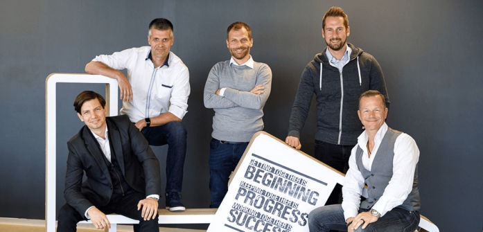 CONDA in startup300 Gruppe