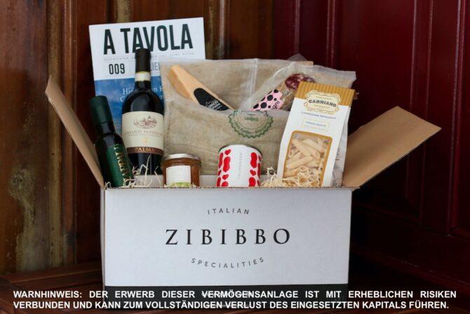 Conda Crowdinvesting Zibibbo_Kampagnenstart_DE
