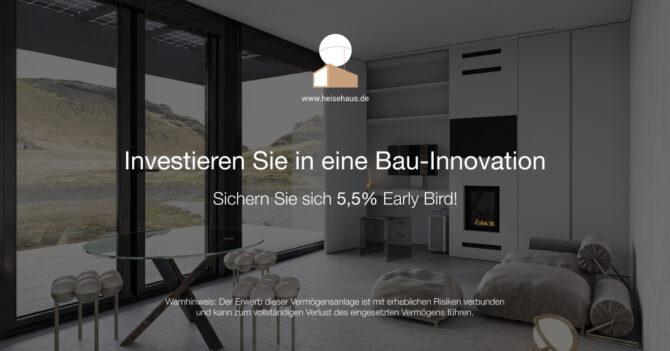 Heise Haus_CONDA Crowdinvesting