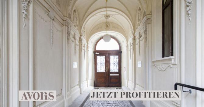 Zinshaus Kremplhof, ein realisiertes Projekt der AVORIS