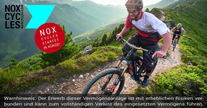 NOX Cycles startet auf CONDA