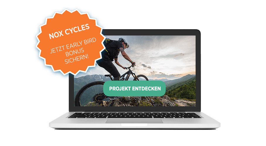 NOX Cycles Crowdinvesting