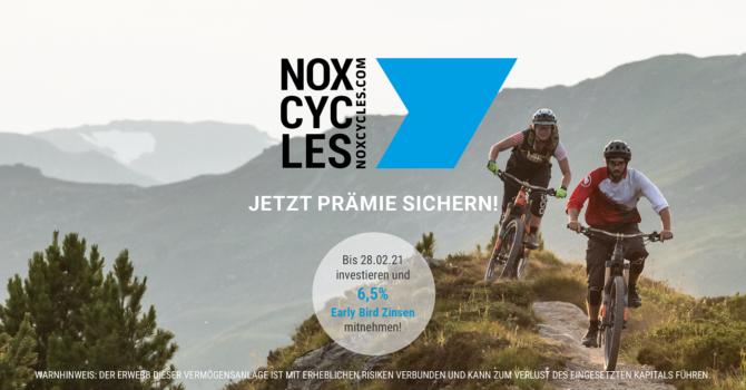NOX Cycles - exklusive Prämien - CONDA