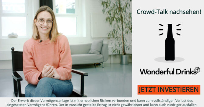 Wonderful Drinks / PONA - Crowd Talk nachsehen - CONDA