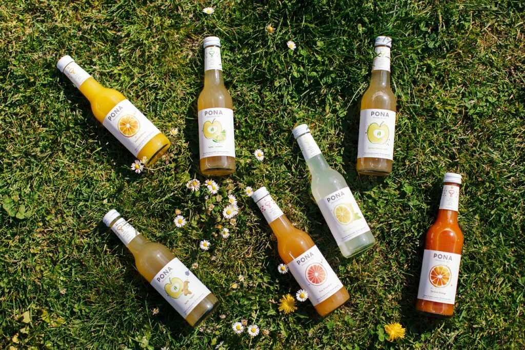 Wonderful Drinks / PONA - Sorten PONA - CONDA