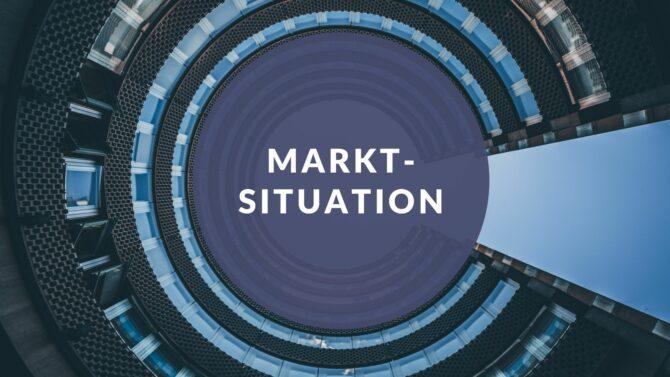 Marktsituation