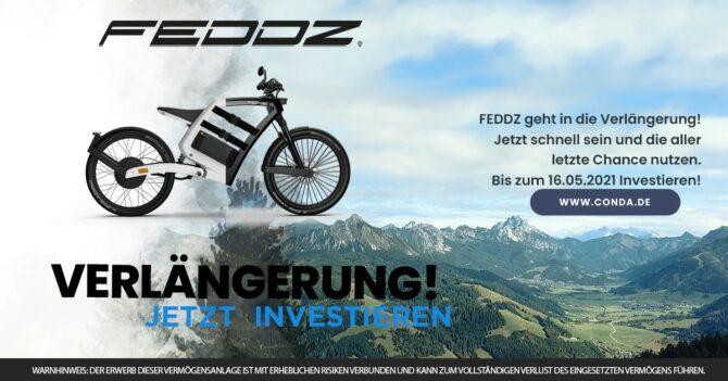 FEDDZ crowdinvesting