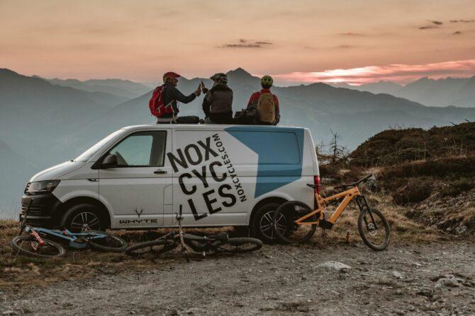 nox cycles - conda erfolg