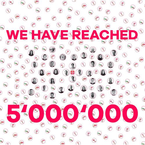 neon hat mit einer Aktien-Eigenemission 5 Millionen CHF aus der Crowd bekommen, dank der CONDA Technologie.